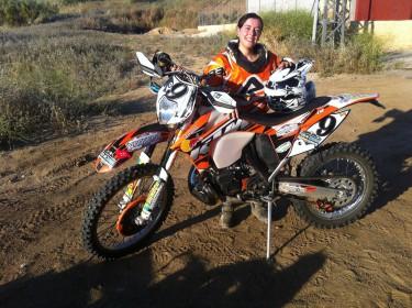 El coaching en moto